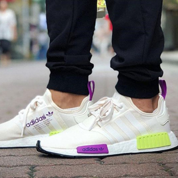 31cedf355cfbe Adidas Originals NMD R1 Men s Shoes D96626 Boost